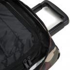 Reisetasche Tranverz S Smiley Camo, Farbe: grün/oliv, Marke: Eastpak, EAN: 5400879215546, Abmessungen in cm: 32.5x51.0x23.0, Bild 8 von 9