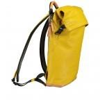 Rucksack Japan Tokio Arrowwood, Farbe: gelb, Marke: Aunts & Uncles, EAN: 4250394957350, Abmessungen in cm: 24.0x40.0x12.0, Bild 2 von 9