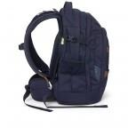 Rucksack Pack Special Edition Nordic Blue, Farbe: blau/petrol, Marke: Satch, EAN: 4057081061709, Abmessungen in cm: 30.0x45.0x22.0, Bild 3 von 11