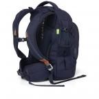 Rucksack Pack Special Edition Nordic Blue, Farbe: blau/petrol, Marke: Satch, EAN: 4057081061709, Abmessungen in cm: 30.0x45.0x22.0, Bild 4 von 11