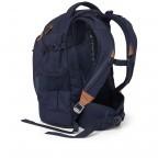 Rucksack Pack Special Edition Nordic Blue, Farbe: blau/petrol, Marke: Satch, EAN: 4057081061709, Abmessungen in cm: 30.0x45.0x22.0, Bild 6 von 11