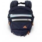 Rucksack Pack Special Edition Nordic Blue, Farbe: blau/petrol, Marke: Satch, EAN: 4057081061709, Abmessungen in cm: 30.0x45.0x22.0, Bild 9 von 11