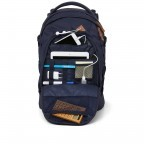 Rucksack Pack Special Edition Nordic Blue, Farbe: blau/petrol, Marke: Satch, EAN: 4057081061709, Abmessungen in cm: 30.0x45.0x22.0, Bild 10 von 11