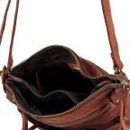 Umhängetasche Anchor-Love Zora B3.9803 Charming Cognac, Farbe: cognac, Marke: Harbour 2nd, EAN: 4046478043732, Abmessungen in cm: 26.0x28.0x2.0, Bild 6 von 8