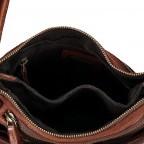 Umhängetasche Anchor-Love Zora B3.9803 Charming Cognac, Farbe: cognac, Marke: Harbour 2nd, EAN: 4046478043732, Abmessungen in cm: 26.0x28.0x2.0, Bild 7 von 8