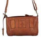 Umhängetasche / Gürteltasche Anchor-Love Violetta B3.9806 Charming Cognac, Farbe: cognac, Marke: Harbour 2nd, EAN: 4046478043794, Abmessungen in cm: 21.0x16.0x4.0, Bild 3 von 11