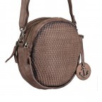 Umhängetasche Soft-Weaving Elisabeth B3.9794 Stone Grey, Farbe: grau, Marke: Harbour 2nd, EAN: 4046478044425, Bild 2 von 7