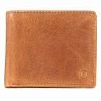 Geldbörse Amra Folkland Cognac, Farbe: cognac, Marke: Hausfelder, EAN: 4251672750014, Abmessungen in cm: 11.0x9.5x2.0, Bild 1 von 5