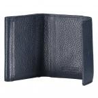Geldbörse Amra Bradley mit RFID-Schutz Schwarz, Farbe: schwarz, Marke: Hausfelder, EAN: 4251672748493, Abmessungen in cm: 10.5x8.5x3.0, Bild 4 von 5