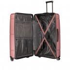 Koffer PP11 75 cm Rose Gold, Farbe: rosa/pink, Marke: Franky, EAN: 4251672747663, Abmessungen in cm: 52.0x75.0x31.0, Bild 7 von 8