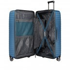 Koffer PP13 76 cm Green Metallic, Farbe: blau/petrol, Marke: Franky, EAN: 4251672746161, Abmessungen in cm: 51.0x76.0x31.0, Bild 7 von 9