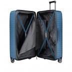 Koffer PP13 76 cm Green Metallic, Farbe: blau/petrol, Marke: Franky, EAN: 4251672746161, Abmessungen in cm: 51.0x76.0x31.0, Bild 8 von 9