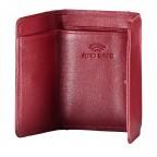 Geldbörse Alba 005 Rot, Farbe: rot/weinrot, Marke: Flanigan, EAN: 4035486094034, Abmessungen in cm: 10.0x6.0x1.0, Bild 4 von 7