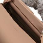 Handtasche Olivia Sand Croco Matt, Farbe: beige, Marke: Inyati, EAN: 4251289849644, Abmessungen in cm: 28.0x20.0x7.5, Bild 8 von 10
