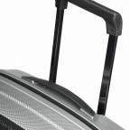 Koffer Proxis Spinner 55 Silver, Farbe: metallic, Marke: Samsonite, EAN: 5400520004314, Abmessungen in cm: 40.0x55.0x20.0, Bild 10 von 17
