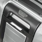 Koffer Proxis Spinner 55 Silver, Farbe: metallic, Marke: Samsonite, EAN: 5400520004314, Abmessungen in cm: 40.0x55.0x20.0, Bild 11 von 17
