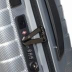 Koffer Proxis Spinner 55 Silver, Farbe: metallic, Marke: Samsonite, EAN: 5400520004314, Abmessungen in cm: 40.0x55.0x20.0, Bild 14 von 17