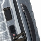 Koffer Proxis Spinner 55 Silver, Farbe: metallic, Marke: Samsonite, EAN: 5400520004314, Abmessungen in cm: 40.0x55.0x20.0, Bild 15 von 17