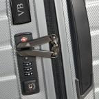 Koffer Proxis Spinner 69 Silver, Farbe: metallic, Marke: Samsonite, EAN: 5400520004468, Abmessungen in cm: 48.0x69.0x29.0, Bild 12 von 14
