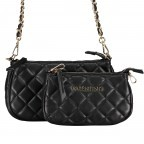 Umhängetasche Ocarina Nero, Farbe: schwarz, Marke: Valentino Bags, EAN: 8058043177045, Abmessungen in cm: 24.5x14.5x5.0, Bild 10 von 14