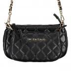Umhängetasche Ocarina Nero, Farbe: schwarz, Marke: Valentino Bags, EAN: 8058043177045, Abmessungen in cm: 24.5x14.5x5.0, Bild 1 von 14