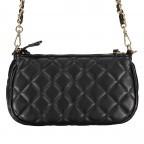 Umhängetasche Ocarina Nero, Farbe: schwarz, Marke: Valentino Bags, EAN: 8058043177045, Abmessungen in cm: 24.5x14.5x5.0, Bild 3 von 14