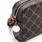 Umhängetasche Anastasia, Farbe: grau, braun, taupe/khaki, Marke: Tamaris, Abmessungen in cm: 21.0x16.0x4.0, Bild 7 von 7