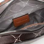 Umhängetasche Anastasia, Farbe: grau, braun, taupe/khaki, Marke: Tamaris, Abmessungen in cm: 21.0x16.0x4.0, Bild 6 von 7