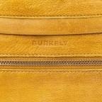 Gürteltasche Just Jackie 1000035-84 Yellow, Farbe: gelb, Marke: Burkely, EAN: 8717128038311, Abmessungen in cm: 17.0x12.0x3.0, Bild 9 von 9