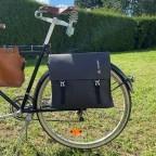Fahrradtasche Made in Germany Bayreuth III L Black, Farbe: schwarz, Marke: Vaude, EAN: 4052285209605, Abmessungen in cm: 40.0x33.0x18.0, Bild 3 von 7