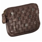 Schlüsseletui Soft-Weaving Lulu B3.0525 Chocolate Brown, Farbe: braun, Marke: Harbour 2nd, EAN: 4046478025172, Abmessungen in cm: 13.0x7.5x1.5, Bild 2 von 4