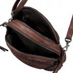 Umhängetasche Soft-Weaving Elisabeth B3.9794 Chocolate Brown, Farbe: braun, Marke: Harbour 2nd, EAN: 4046478047891, Bild 6 von 6