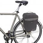 Vaude Classic Back Fahrradtasche Phantom Black, Farbe: schwarz, Marke: Vaude, Abmessungen in cm: 32.0x42.0x22.0, Bild 3 von 6