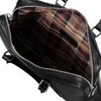 Aktentasche Schwarz, Farbe: schwarz, Marke: Hausfelder, EAN: 4065646000445, Abmessungen in cm: 37.0x29.0x6.0, Bild 7 von 7