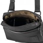 Umhängetasche Hyde Park Shoulderbag XSVZ2 Black, Farbe: schwarz, Marke: Strellson, EAN: 4053533861019, Abmessungen in cm: 22.0x22.0x4.0, Bild 6 von 7