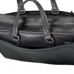 Aktentasche Bakerloo Briefbag SHZ Black, Farbe: schwarz, Marke: Strellson, EAN: 4053533851515, Abmessungen in cm: 39.0x28.0x8.0, Bild 10 von 10