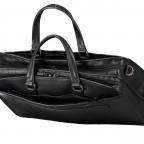 Aktentasche Bakerloo Briefbag MHZ Black, Farbe: schwarz, Marke: Strellson, EAN: 4053533851522, Abmessungen in cm: 39.0x28.0x13.0, Bild 11 von 11