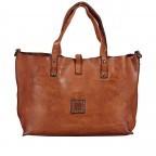 Handtasche 0290-X038 Leder Cognac, Farbe: cognac, Marke: Campomaggi, EAN: 8054302014809, Bild 3 von 8