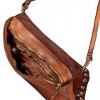 Umhängetasche Bella Di Notte 0260-X038 Leder Cognac, Farbe: cognac, Marke: Campomaggi, EAN: 8054302035620, Abmessungen in cm: 29.0x19.0x4.0, Bild 8 von 9