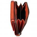 Geldbörse Soft-Weaving Lou B3.2090 Dark Ash, Farbe: anthrazit, Marke: Harbour 2nd, EAN: 4046478050457, Abmessungen in cm: 13.5x10.5x3.0, Bild 6 von 6