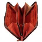 Geldbörse Soft-Weaving Penelope B3.9859 Sparkling Lava, Farbe: orange, Marke: Harbour 2nd, EAN: 4046478050334, Abmessungen in cm: 18.5x10.0x2.5, Bild 3 von 4