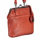 Tasche Anchor-Love Rosalie B3.7840 Sparkling Lava, Farbe: orange, Marke: Harbour 2nd, EAN: 4046478050723, Abmessungen in cm: 22.0x20.0x3.0, Bild 2 von 7