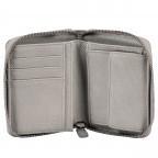 Geldbörse Eva Wallet EVW10 Canvas Grey, Farbe: grau, Marke: Zwei, EAN: 4250257922839, Abmessungen in cm: 10.0x13.0x4.0, Bild 5 von 6