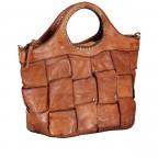 Handtasche Madaleno Cognac, Farbe: cognac, Marke: Campomaggi, EAN: 8054302728621, Bild 2 von 8