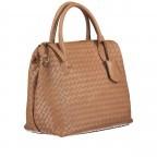 Handtasche Gunda Small Camel, Farbe: cognac, Marke: Abro, EAN: 4061724694612, Abmessungen in cm: 27.0x25.0x14.0, Bild 2 von 9