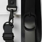 Rucksack Backpack Off White, Farbe: weiß, Marke: Rains, EAN: 5711747469160, Abmessungen in cm: 28.5x47.0x10.0, Bild 5 von 5