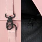 Rucksack MSN Mini Blush, Farbe: rosa/pink, Marke: Rains, EAN: 5711747469863, Abmessungen in cm: 30.5x34.5x12.0, Bild 5 von 6