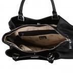 Handtasche Black, Farbe: schwarz, Marke: Guess, EAN: 0190231456766, Abmessungen in cm: 35.0x23.0x14.0, Bild 7 von 9