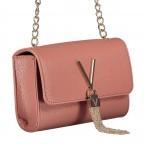 Umhängetasche Divina Rosa Antico, Farbe: rosa/pink, Marke: Valentino Bags, EAN: 8058043161747, Abmessungen in cm: 17.5x11.5x6.0, Bild 2 von 6