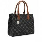 Shopper Anastasia Black, Farbe: schwarz, Marke: Tamaris, EAN: 4063512031678, Abmessungen in cm: 29.5x22.5x14.0, Bild 2 von 5